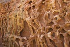 Honeycomb gorge, Kennedy Ranges National Park, Western Australia Royalty Free Stock Images