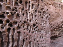 Honeycomb gorge, Kennedy Ranges National Park, Western Australia Royalty Free Stock Photos