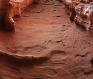 Honeycomb gorge, Kennedy Ranges National Park, Western Australia Royalty Free Stock Photography