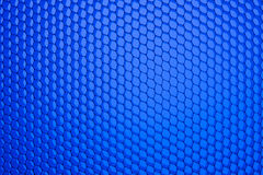 Honeycomb grid Royalty Free Stock Photo