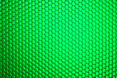 Honeycomb grid Royalty Free Stock Photography