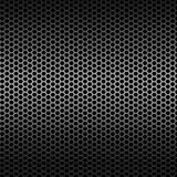 Honeycomb grid background Royalty Free Stock Image