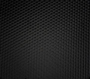 Honeycomb micro fiber pattern texture. Stock Images