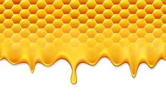Honeycomb 9 royalty ilustracja