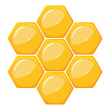 Honeycomb pattern Royalty Free Stock Images