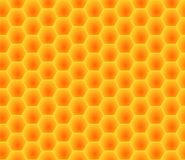 Honeycomb Pattern Seamless Vector Background SVG Stock Photo