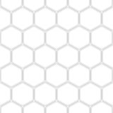 Honeycomb pattern. Royalty Free Stock Images