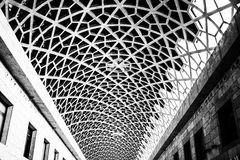 Honeycomb roof Royalty Free Stock Images