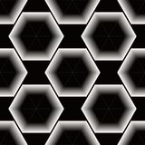 Honeycomb seamless pattern. Abstract geometric background eps 10 vector illustration