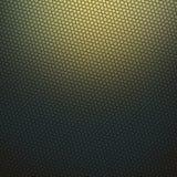 Honeycomb shaped dark mosaic background. Royalty Free Stock Photography