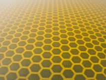 Honeycomb structure royalty free stock photography