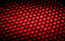 honeycomb tła Zdjęcia Royalty Free