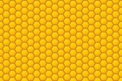 Honeycomb - tło Zdjęcia Stock
