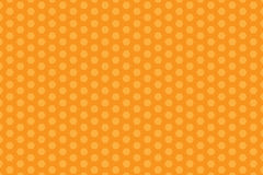 Honeycomb texture. Orange yellow honeycomb texture background Royalty Free Stock Images
