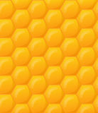 Honeycomb wallpaper pattern Stock Images