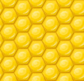 Honeycomb wallpaper pattern Stock Photos