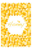 Honeycomb wektor Obraz Royalty Free