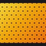 honeycomb wektor deseniowy bezszwowy Obraz Stock