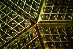honeycomb wzór Obraz Stock