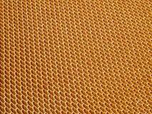 Honeycomb wzór. Zdjęcie Stock