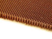 Honeycomb wzór. Fotografia Royalty Free