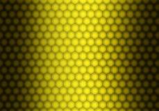 Honeycomb wzór Obraz Royalty Free