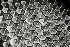 Honeycomb wzór Zdjęcie Royalty Free