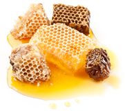 Honeycombs. Stock Photos