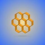 honeycombs Zdjęcie Stock
