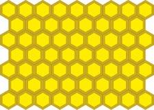 honeycombs Photo libre de droits