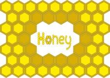 honeycombs Fotografia Stock