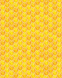 Honeycombs background. Stock Photography