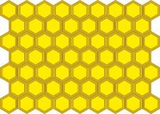 Honeycombs Royalty Free Stock Photo