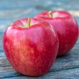 Honeycrisp Apples royalty free stock photo