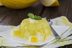 Honeydew Jello Стоковые Изображения