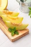 Honeydew melon Stock Photography