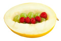 Honeydew Melone Stock Photography