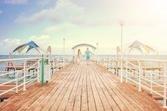 honeymoon fotografia stock