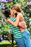 honeymoon Immagini Stock
