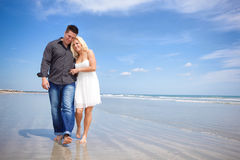 Honeymoon. Royalty Free Stock Images