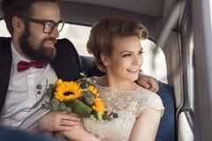 honeymoon Fotografia Stock Libera da Diritti