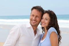 Honeymoon in beach resort Royalty Free Stock Photography
