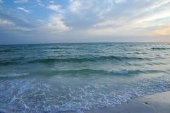 Honeymoon Island State Park, Florida. Beautiful sunset at Honeymoon Island State Park, Florida Royalty Free Stock Images