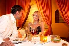 Honeymoon moments Stock Images