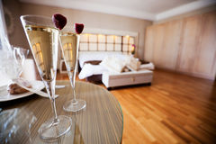 Honeymoon Suite Stock Photos