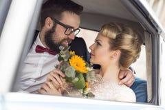 Honeymoon trip Royalty Free Stock Images