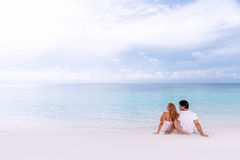 Honeymoon vacation Royalty Free Stock Images