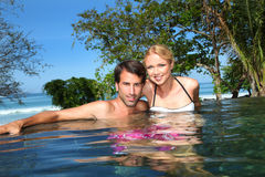 Honeymooners Royalty Free Stock Photos