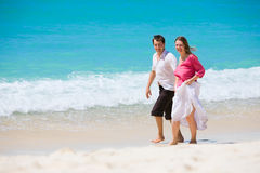 Honeymooners Stock Photography