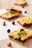 Honeysuckle Crumb Cake Immagine Stock